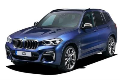 Bmw X3 Diesel Estate xDrive 30d M-Sport 5dr Step Auto 18Mdy Personal Contract Hire 6x35 10000