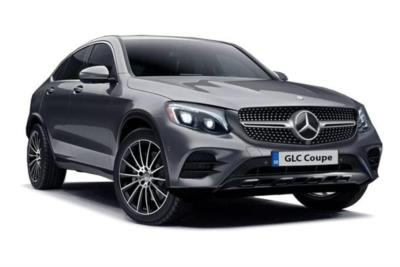Mercedes Benz GLC Class Diesel Coupe 220d 170ps 4Matic Sport 5dr 9G-Tronic Business Contract Hire 6x35 10000