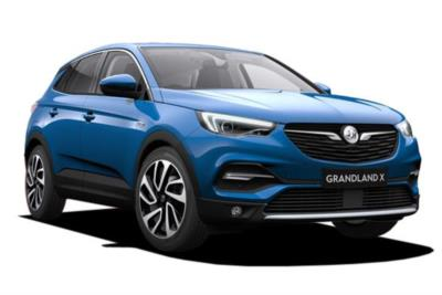Vauxhall Grandland X Hatchback 1.2T 130ps Tech Line Nav 5dr 6Mt Start Stop Business Contract Hire 6x35 10000