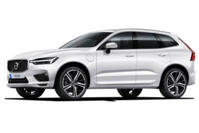 Volvo Xc60 Diesel 2.0 D4 AWD (190ps) R-Design 5dr Geartronic Business Contract Hire 6x35 10000