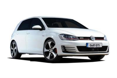 Volkswagen Golf Hatchback 2.0 Tsi 245ps GTi Performance 5dr 6Mt Business Contract Hire 6x35 10000