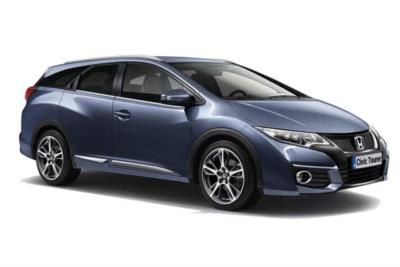 Honda Civic Diesel Tourer 1.6 i-DTEC Sport Nav 5dr Business Contract Hire 6x35 10000