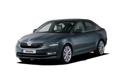 Skoda Octavia Diesel Hatchback 1.6 Tdi Cr Se L 5dr DSG Business Contract Hire 6x35 10000