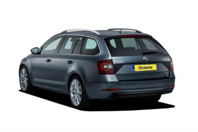 Skoda Octavia Diesel Estate 1.6 Tdi Cr Se L 5dr DSG Business Contract Hire 6x35 10000