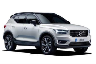 Volvo Xc40 2.0 T5 AWD 250ps R-Design 5dr Geartronic Business Contract Hire 6x35 10000