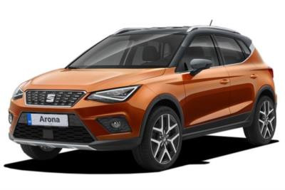 Seat Arona Hatchback Special Edition 1.0 Tsi 95ps Se Technology 1st Edition 5dr 6Mt Business Contract Hire 6x35 10000