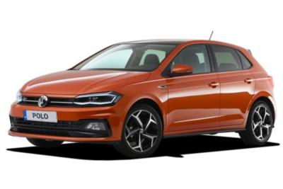 Volkswagen Polo Hatchback 1.0 65ps Se 5dr 5Mt Business Contract Hire 6x35 10000