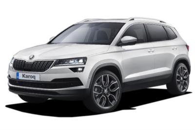 Skoda Karoq Estate 1.0 Tsi 115ps SE 5dr 6Mt Business Contract Hire 6x35 10000
