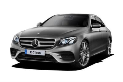 Mercedes Benz E Class AMG Saloon E43 401ps 4Matic 9G-Tronic Auto Business Contract Hire 6x35 10000