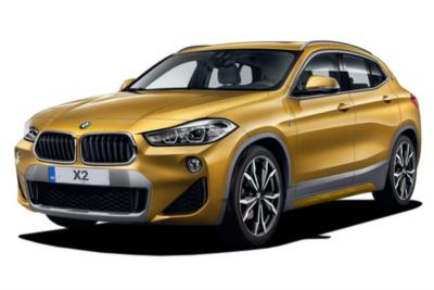 Bmw X2 Diesel Estate xDrive 20d 190ps Se 5dr Step Auto Business Contract Hire 6x35 10000