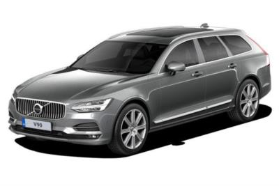 Volvo V90 T4 190ps Momentum Geartronic Auto Business Contract Hire 6x35 10000