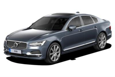 Volvo S90 T4 320ps Hybrid R-Design Pro Geartronic Auto Business Contract Hire 6x35 10000