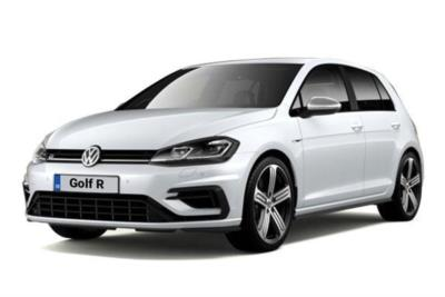 Volkswagen Golf Hatchback 2.0 Tsi 310ps 4Motion R 5dr Personal Contract Hire 6x35 10000