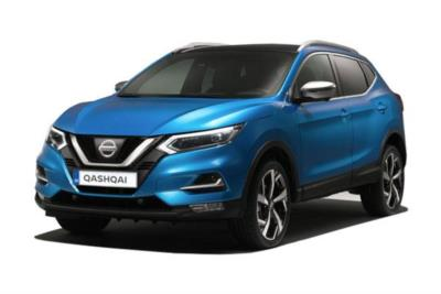 Nissan Qashqai 1.2 DiG-T Visia 5dr 6Mt Business Contract Hire 6x35 10000