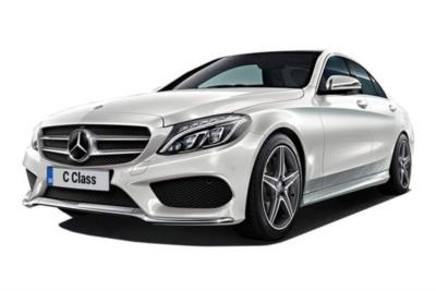 Mercedes Benz C Class Saloon C200 Se 4dr 9G-Tronic Auto Business Contract Hire 6x23 10000