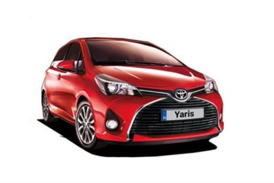 Toyota Yaris Hatchback 1.0 Vvt-i Active 5dr Business Contract Hire 6x35 10000