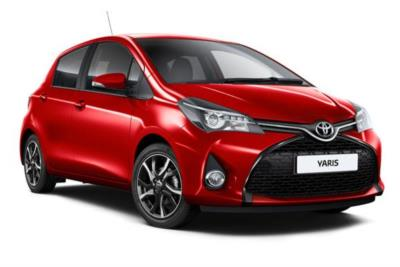 Toyota Yaris Hatchback 1.5 Vvt-i Design 5dr Business Contract Hire 6x35 10000