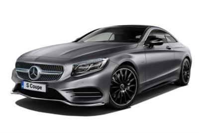 Mercedes Benz S Class Coupe S560 AMG Line 2dr Auto Business Contract Hire 6x35 10000