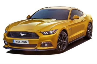 Ford Mustang Fastback 2.3 317ps EcoBoost 2dr 6Mt Business Contract Hire 6x35 10000