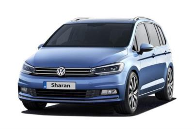 Volkswagen Sharan Estate 1.4 Tsi 150ps S Bluemotion 5dr 6Mt Business Contract Hire 6x35 10000