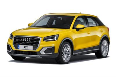 Audi Q2 Estate 1.0 Tfsi 116ps Se 5dr 6Mt Business Contract Hire 6x35 10000