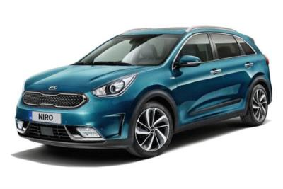 Kia Niro Estate 1.6 Gdi Hybrid 3 5dr DCT 6At Business Contract Hire 6x35 10000