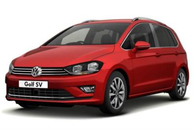 Volkswagen Golf SV Diesel Hatchback 1.6 Tdi 115ps Se 5dr 6Mt Business Contract Hire 6x35 10000