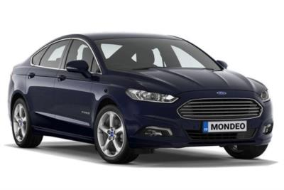 Ford Mondeo Saloon 2.0 Hybrid 187ps Titanium 4dr Auto Business Contract Hire 6x35 10000