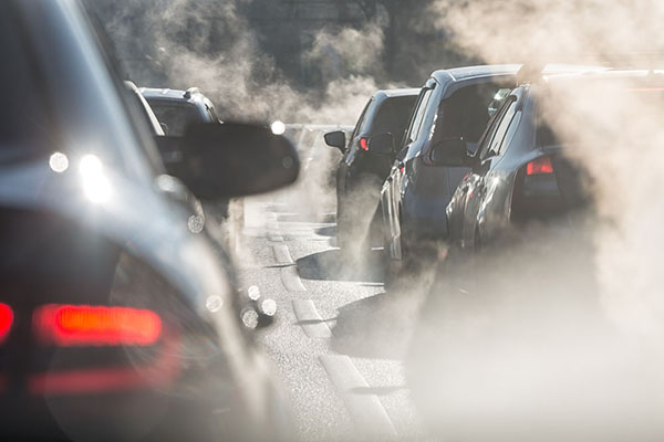 Balancing road safety with air quality