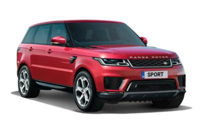 Land Rover Range Rover Sport Estate 2.0L P400e HSE 5dr Auto Business Contract Hire 6x35 10000