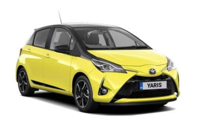 Toyota Yaris Hatchback Special Editions 1.5 Yellow Edition 5dr Business Contract Hire 6x35 10000
