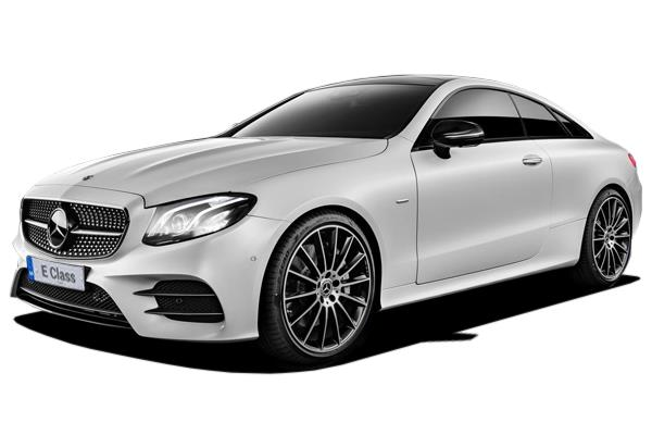 Mercedes Benz E Class Coupe E220d 194ps AMG Line 9G-Tronic-Plus from £294.88 + VAT per month