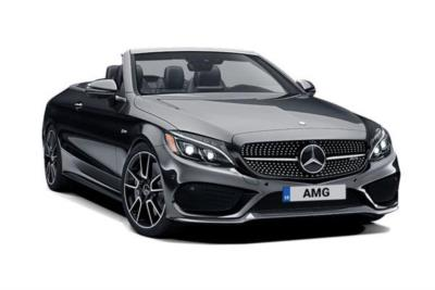 Mercedes Benz C Class AMG Cabriolet C43 Amg 4Matic 2Dr Auto Business Contract Hire 6x35 10000