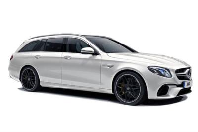 Mercedes Benz E Class AMG Estate Special Edition E63 S 4Matic+ Edition 1 5Dr 9G-Tronic Business Contract Hire 6x35 10000