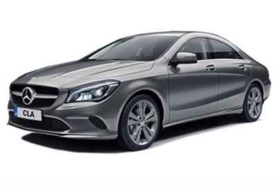 Mercedes Benz CLA Class Coupe 180 122ps Sport 4dr 6Mt Pcp 6x35 10000