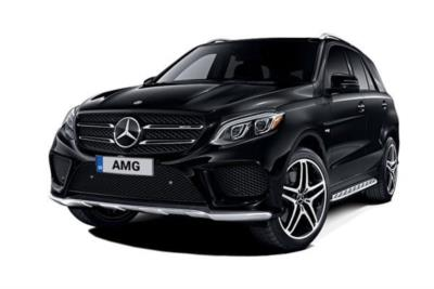 Mercedes Benz GLE AMG Estate 43 4Matic 5dr 9G-Tronic Business Contract Hire 6x35 10000