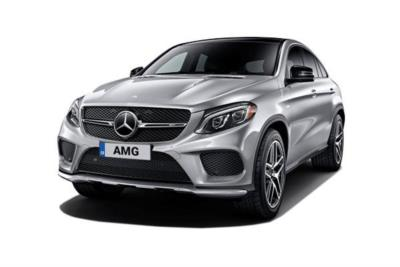 Mercedes Benz GLE AMG Coupe AMG 43 390ps 4Matic Night Edition 5dr 9G-Tronic Business Contract Hire 6x35 10000