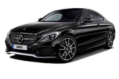 Mercedes Benz C Class AMG Coupe C43 Amg 4Matic 2Dr Auto Business Contract Hire 6x35 10000