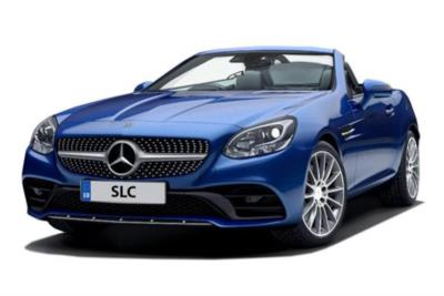 Mercedes Benz SLC Roadster 200 Sport 2Dr 6Mt Business Contract Hire 6x35 10000