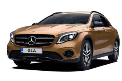 Mercedes Benz GLA Class Diesel Hatchback 200d 136ps AMG Line 5dr 7G-Dct Auto Business Contract Hire 9x35 10000