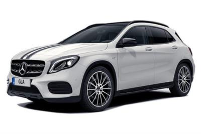 Mercedes Benz GLA Class Hatchback Special Edition 200 WhiteArt 5dr 6Mt Business Contract Hire 6x35 10000