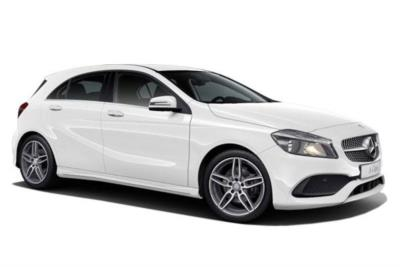 Mercedes Benz A Class Hatchback A200 1.6 156ps AMG Line 5dr 7At Business Contract Hire 6x35 10000