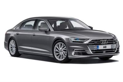 Audi A8 Diesel Saloon 50 Tdi Quattro 4dr Tiptronic Business Contract Hire 6x35 10000
