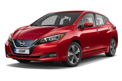 Nissan Leaf Hatchback Visia 5dr Auto Business Contract Hire 6x35 10000
