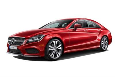 Mercedes Benz CLS Diesel Coupe 220d AMG Line 4dr 7G-Tronic Business Contract Hire 6x35 10000