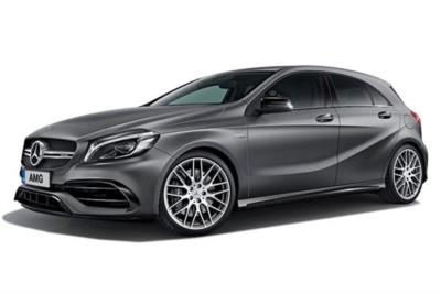 Mercedes Benz A Class AMG Hatchback A45 AMG Premium 4-Matic 5dr Auto Business Contract Hire 6x35 10000