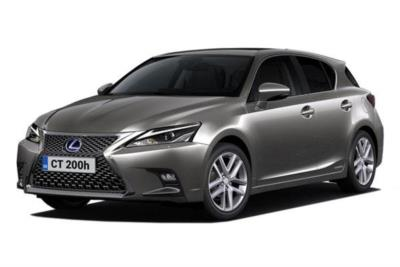 Lexus Ct Hatchback 1.8 200h Luxury 5dr Cvt Auto Business Contract Hire 6x35 10000