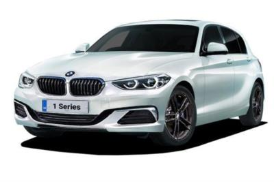 Bmw 1 Series Hatchback 118i [1.5] M Sport 5dr (Nav/Servotronic) Step Auto Personal Contract Hire 6x35 10000