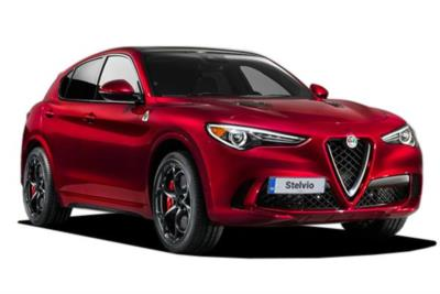 Alfa Romeo Stelvio Estate 2.0 Turbo 200 5dr Auto Business Contract Hire 6x35 10000
