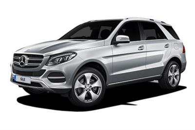 Mercedes Benz GLE Class Diesel Estate 350d 4Matic AMG Night Edition Premium Plus 5dr 9G-Tronic Personal Contract Hire 6x35 10000